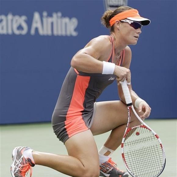 US Open 2012: Đương kim vô địch Stosur bị hạ bệ ảnh 1