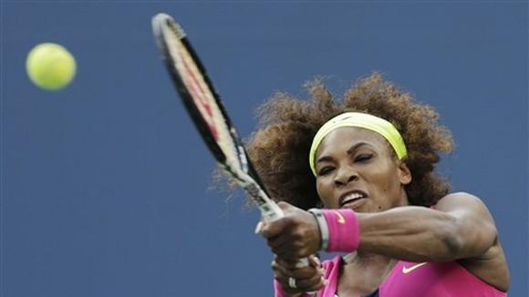 Serena Williams gặp Azarenka tại chung kết ảnh 1