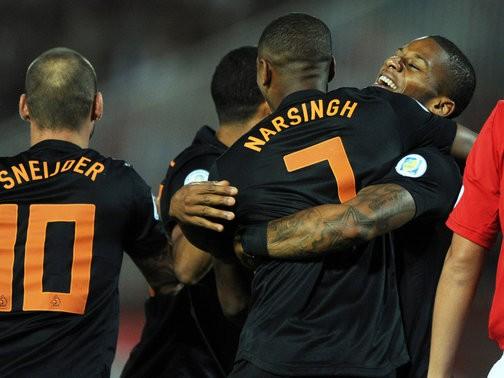 BĐN và Hà Lan thắng đậm, Italia nhọc nhằn hạ Malta ảnh 1