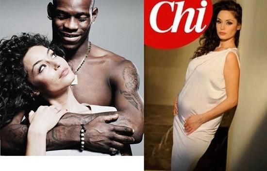 "Balotelli bị Raffaella Fico ""đổ vạ"" trong vụ mang thai ảnh 1"