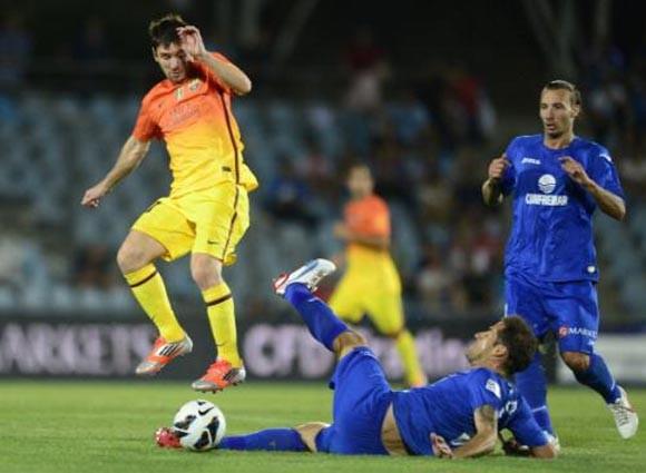 """Barca thắng đậm, Real nhận """"trái đắng"""" ảnh 1"""