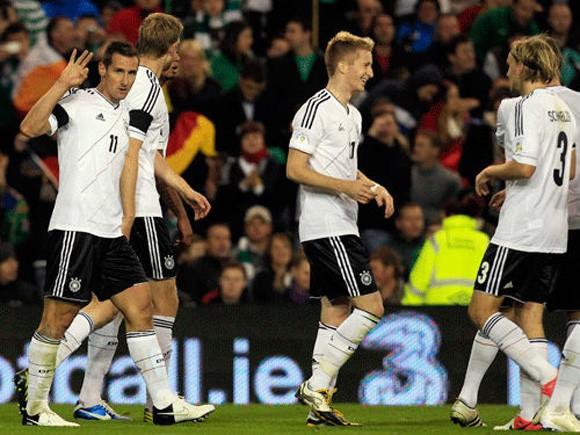 Bồ Đào Nha gục ngã, Đức và Anh rủ nhau thắng lớn ảnh 2