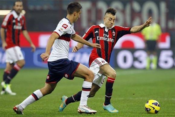 El Shaarawy cứu AC Milan ảnh 1