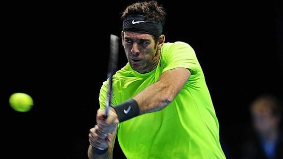 Đánh bại Federer, Del Potro giành vé ảnh 1
