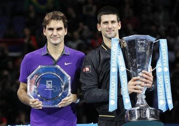 Djokovic xuất sắc lên ngôi ảnh 1