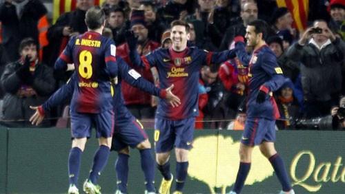 Thắng Bilbao 5-1, Barca khẳng định sức mạnh ảnh 1