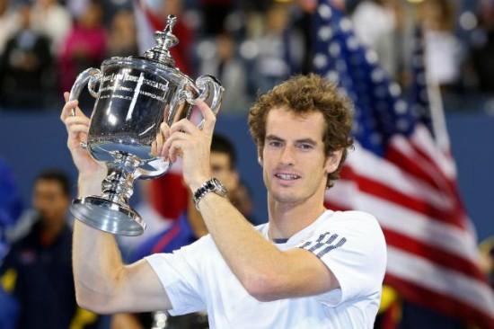 Andy Murray nhận cú đúp giải thưởng ảnh 1