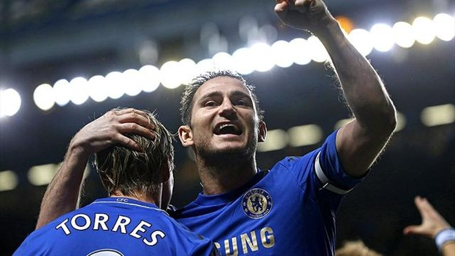 Lampard đi vào lịch sử Chelsea ảnh 1