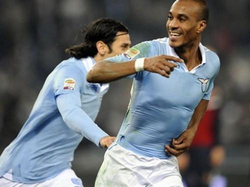 Thắng Cagliari, Lazio lên nhì bảng Serie A ảnh 1