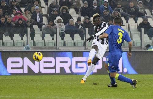 Juventus trở lại mạch thắng ảnh 1