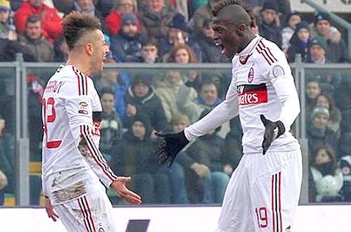 Milan, Napoli trở lại, Inter và Roma hòa thất vọng ảnh 1