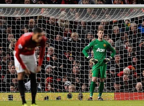 """Rooney giúp M.U """"bay cao"""", thành London gây thất vọng ảnh 4"""