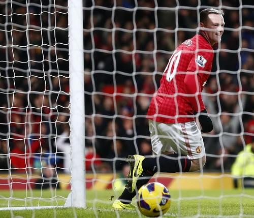 """Rooney giúp M.U """"bay cao"""", thành London gây thất vọng ảnh 3"""
