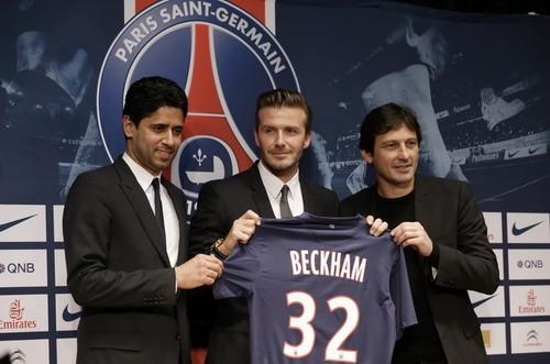Beckham sẽ chơi cho PSG mà không cần lương ảnh 1