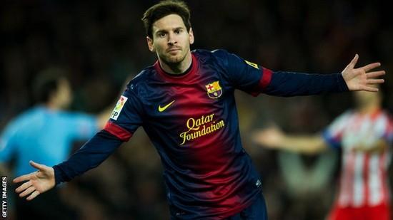 """Messi khẳng định """"trọn đời"""" với sân Nou Camp ảnh 1"""