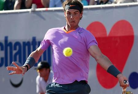 Rafa Nadal vuột ngôi đầu tại Chile Open ảnh 1