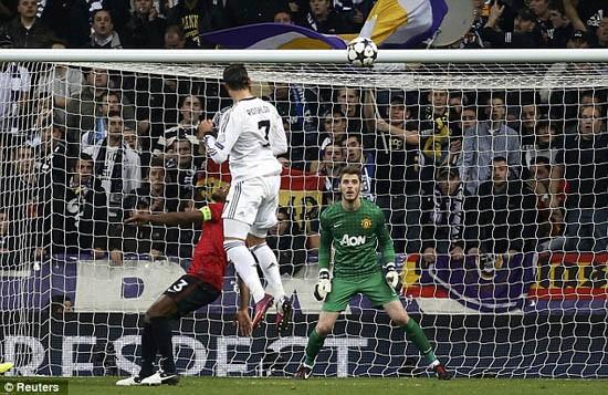 Real - MU bất phân thắng bại, Dortmund giành lợi thế ảnh 2