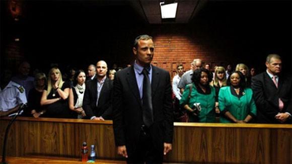 Bản khai của Pistorius về vụ bắn chết bạn gái ảnh 1