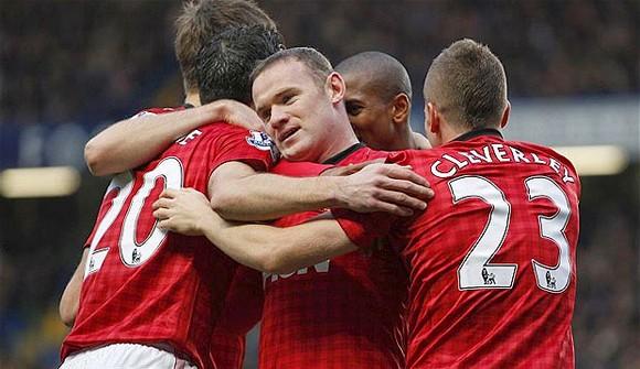 Rooney sẽ đá cặp với Ibrahimovic? ảnh 1