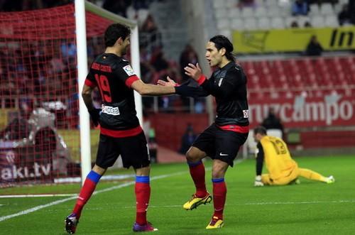 Atletico Madrid vào chung kết ảnh 1