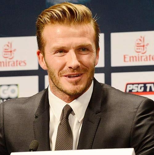 """Beckham cho Messi và Ronaldo """"ngửi khói"""" ảnh 1"""