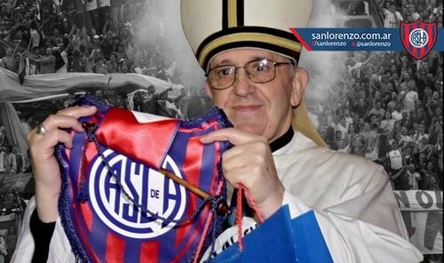 Tân giáo hoàng là cổ động viên bóng đá ảnh 1