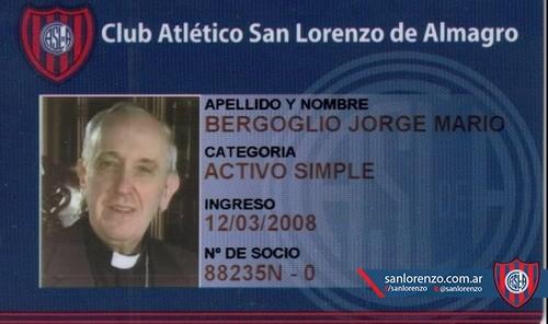 Tân giáo hoàng là cổ động viên bóng đá ảnh 2
