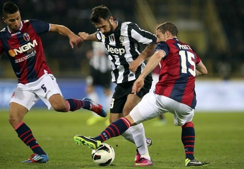 Juventus gia tăng cách biệt với Napoli lên thành 12 điểm ảnh 1