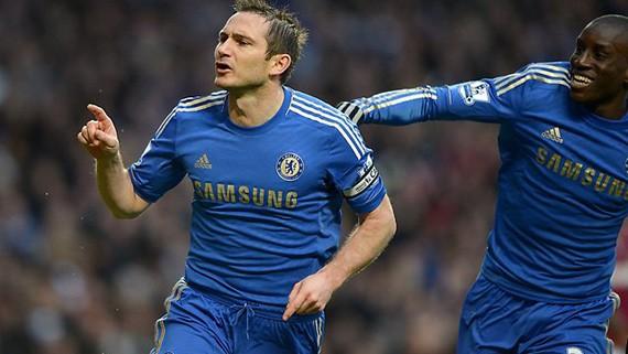 Frank Lamaprd sắp vượt chân sút vĩ đại của Chelsea ảnh 1