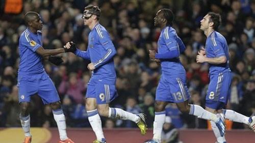 Chelsea gỡ gạc thể diện cho bóng đá Anh ảnh 1