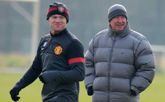Đích thân Sir Alex lên tiếng về vụ Rooney ảnh 1