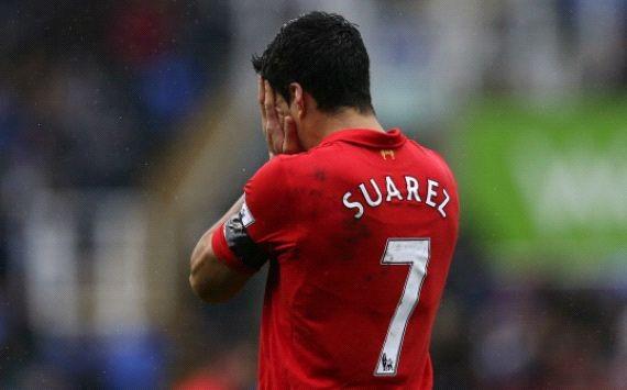 Suarez: Hành động của tôi là không chấp nhận được ảnh 1