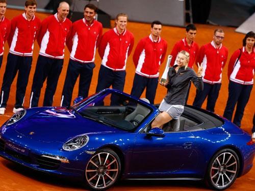 Sharapova đòi nợ Li Na ảnh 1