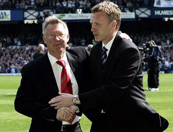 David Moyes sẽ là người kế vị Sir Alex Ferguson? ảnh 1