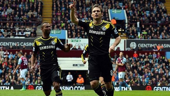 Lampard giúp Chelsea giành vé Champions League ảnh 2