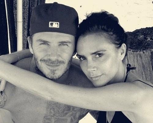 Beckham giải nghệ vì… sợ vợ? ảnh 1
