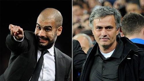 Mourinho lại đối đầu với Pep Guardiola ảnh 1