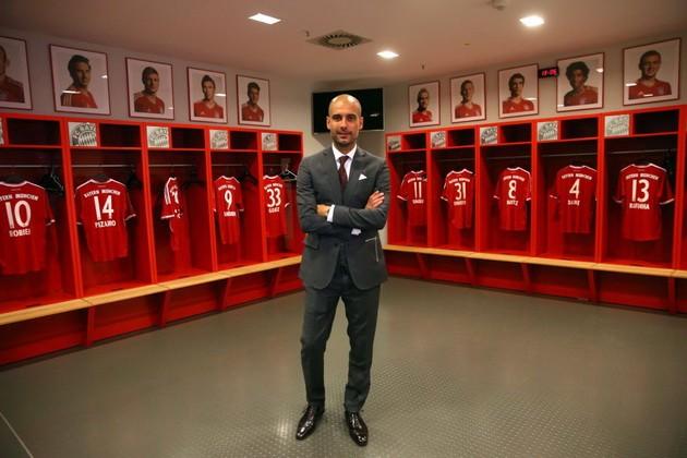 Tại sao Pep Guardiola chọn Bayern Munich? ảnh 2