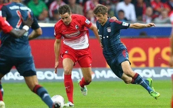 Pep mất điểm ở Bundesliga ảnh 1