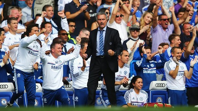 Mourinho đã có thể thở phào ảnh 2