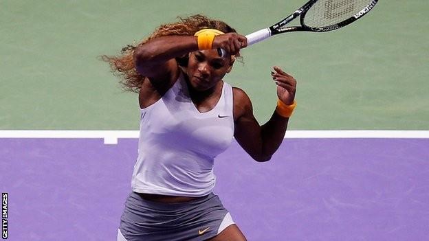 Khởi tranh WTA Championships: Serena khởi đầu ấn tượng ảnh 2