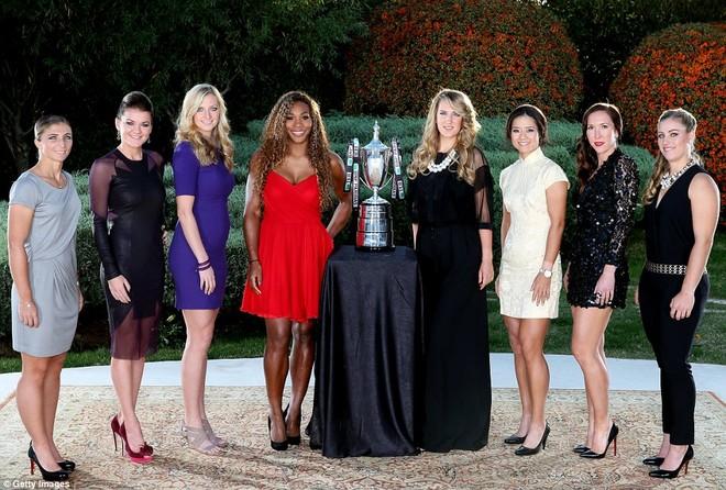 Khởi tranh WTA Championships: Serena khởi đầu ấn tượng ảnh 1
