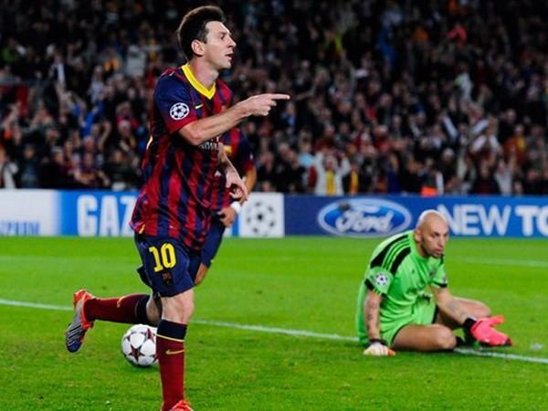 Barcelona 3-1 Milan: Messi xóa tan nghi ngờ ảnh 1