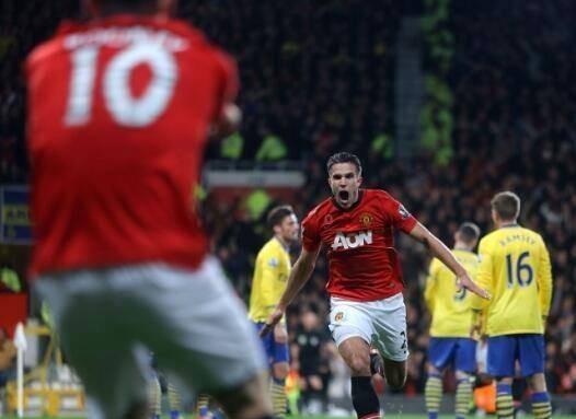 Arsenal lại thất bại tại Old Trafford ảnh 2