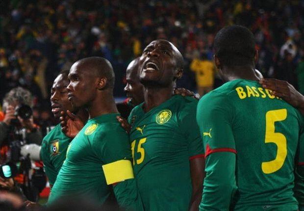 Cameroon lần thứ 7 có mặt tại World Cup ảnh 1