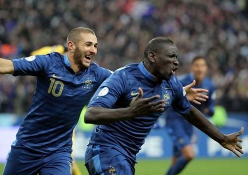 Pháp 3-0 Ukraine: Ngược dòng thần kỳ! ảnh 1