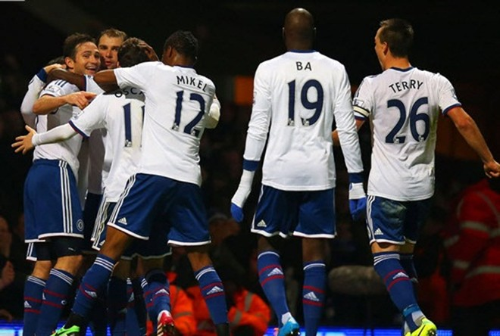 Chelsea có chiến thắng hoành tráng tại Upton Park ảnh 1