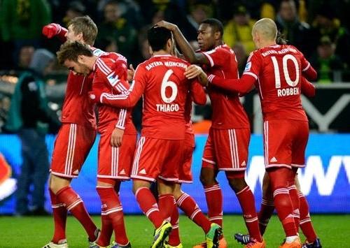 Dortmund 0-3 Bayern: Chết bởi người cũ ảnh 1