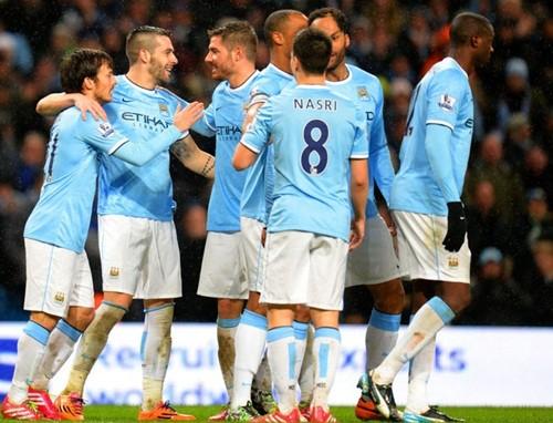 Man City 6-0 West Ham: Tập bắn tại Etihad ảnh 1