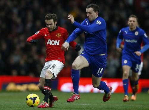 """Juan Mata giúp Quỷ đỏ """"hồi sinh"""" ảnh 2"""